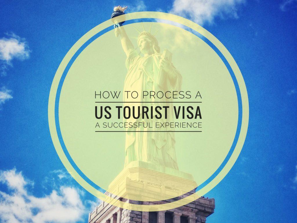 วิธีการขอวีซ่าท่องเที่ยวอเมริกา