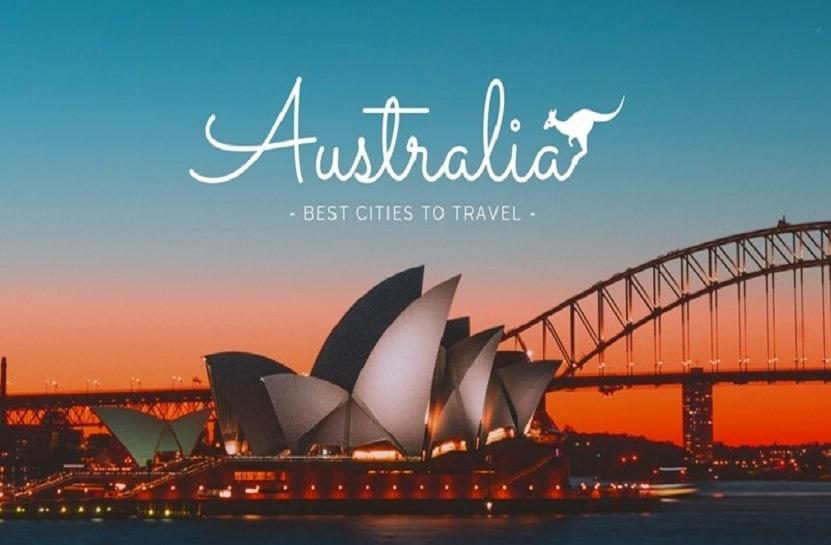 การทำวีซ่าท่องเที่ยวออสเตรเลีย